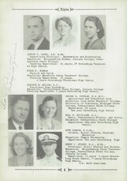 Page 10, 1946 Edition, Petersburg High School - Alpha Yearbook (Petersburg, PA) online yearbook collection