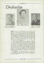 Page 6, 1946 Edition, Petersburg High School - Alpha Yearbook (Petersburg, PA) online yearbook collection