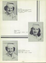 Page 15, 1954 Edition, Mount Nazareth Academy - Gleam Yearbook (Pittsburgh, PA) online yearbook collection