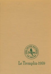 1959 Edition, York Country Day School - Le Tremplin Yearbook (York, PA)