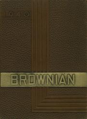 Page 1, 1940 Edition, Brown Preparatory School - Brownian Yearbook (Philadelphia, PA) online yearbook collection