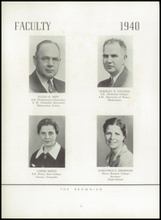 Page 12, 1940 Edition, Brown Preparatory School - Brownian Yearbook (Philadelphia, PA) online yearbook collection