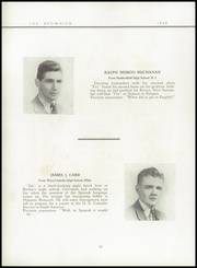 Page 16, 1940 Edition, Brown Preparatory School - Brownian Yearbook (Philadelphia, PA) online yearbook collection