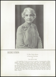 Page 6, 1940 Edition, Brown Preparatory School - Brownian Yearbook (Philadelphia, PA) online yearbook collection