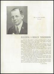 Page 8, 1940 Edition, Brown Preparatory School - Brownian Yearbook (Philadelphia, PA) online yearbook collection