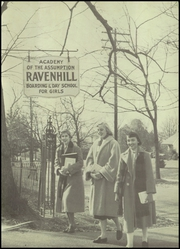 Page 3, 1956 Edition, Ravenhill Academy - Mariale Yearbook (Philadelphia, PA) online yearbook collection