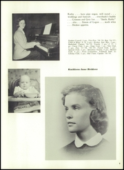 Page 13, 1959 Edition, Ravenhill Academy - Mariale Yearbook (Philadelphia, PA) online yearbook collection