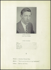 Page 15, 1948 Edition, Mount Jewett High School - Magician Yearbook (Mount Jewett, PA) online yearbook collection