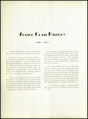 Page 16, 1948 Edition, Mount Jewett High School - Magician Yearbook (Mount Jewett, PA) online yearbook collection
