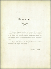 Page 6, 1948 Edition, Mount Jewett High School - Magician Yearbook (Mount Jewett, PA) online yearbook collection