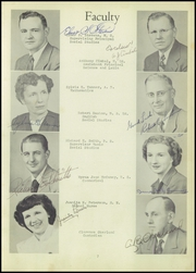 Page 11, 1951 Edition, Mount Jewett High School - Magician Yearbook (Mount Jewett, PA) online yearbook collection