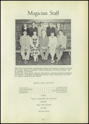 Page 15, 1951 Edition, Mount Jewett High School - Magician Yearbook (Mount Jewett, PA) online yearbook collection
