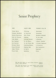Page 16, 1951 Edition, Mount Jewett High School - Magician Yearbook (Mount Jewett, PA) online yearbook collection