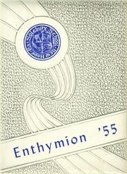 1955 Edition, Solebury School - Enthymion Yearbook (New Hope, PA)