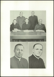 Page 12, 1950 Edition, Franconia Mennonite School - Laureate Yearbook (Souderton, PA) online yearbook collection