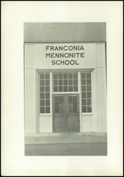 Page 4, 1950 Edition, Franconia Mennonite School - Laureate Yearbook (Souderton, PA) online yearbook collection