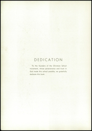 Page 6, 1950 Edition, Franconia Mennonite School - Laureate Yearbook (Souderton, PA) online yearbook collection