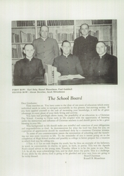 Page 10, 1952 Edition, Franconia Mennonite School - Laureate Yearbook (Souderton, PA) online yearbook collection