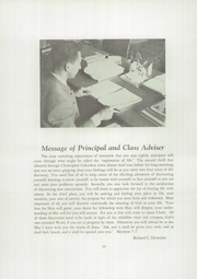 Page 12, 1952 Edition, Franconia Mennonite School - Laureate Yearbook (Souderton, PA) online yearbook collection