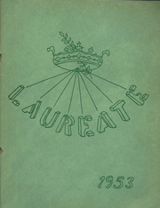 Franconia Mennonite School - Laureate Yearbook (Souderton, PA) online yearbook collection, 1953 Edition, Page 1