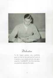 Page 8, 1953 Edition, Franconia Mennonite School - Laureate Yearbook (Souderton, PA) online yearbook collection