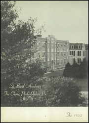 Page 10, 1952 Edition, St Basil Academy - Basilianette Yearbook (Philadelphia, PA) online yearbook collection