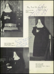 Page 17, 1952 Edition, St Basil Academy - Basilianette Yearbook (Philadelphia, PA) online yearbook collection
