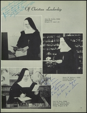 Page 15, 1953 Edition, St Basil Academy - Basilianette Yearbook (Philadelphia, PA) online yearbook collection