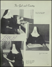 Page 17, 1953 Edition, St Basil Academy - Basilianette Yearbook (Philadelphia, PA) online yearbook collection