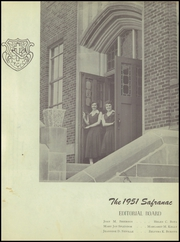 Page 7, 1951 Edition, St Francis Academy - SaFranAc Yearbook (Pittsburgh, PA) online yearbook collection