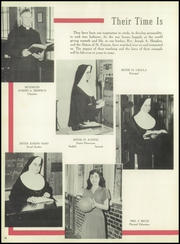 Page 14, 1952 Edition, St Francis Academy - SaFranAc Yearbook (Pittsburgh, PA) online yearbook collection