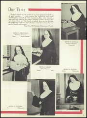 Page 15, 1952 Edition, St Francis Academy - SaFranAc Yearbook (Pittsburgh, PA) online yearbook collection