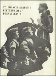Page 5, 1952 Edition, St Francis Academy - SaFranAc Yearbook (Pittsburgh, PA) online yearbook collection