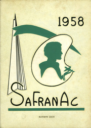 1958 Edition, St Francis Academy - SaFranAc Yearbook (Pittsburgh, PA)