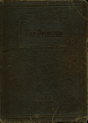 1929 Edition, Perry High School - Perrionian Yearbook (Shoemakersville, PA)