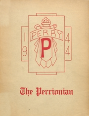 1944 Edition, Perry High School - Perrionian Yearbook (Shoemakersville, PA)