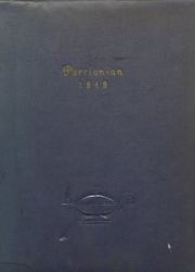 1949 Edition, Perry High School - Perrionian Yearbook (Shoemakersville, PA)
