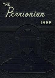 1955 Edition, Perry High School - Perrionian Yearbook (Shoemakersville, PA)