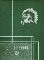 Page 1, 1954 Edition, Summerville High School - Tomahawk Yearbook (Summerville, PA) online yearbook collection