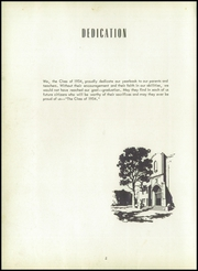 Page 8, 1954 Edition, Summerville High School - Tomahawk Yearbook (Summerville, PA) online yearbook collection