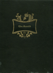 1939 Edition, Bloomfield High School - Zenith Yearbook (Centerville, PA)