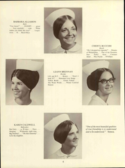 Page 10, 1971 Edition, St Vincent School of Nursing - Vigil Yearbook (Erie, PA) online yearbook collection