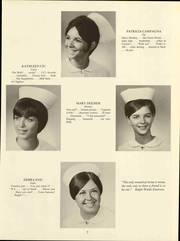 Page 11, 1971 Edition, St Vincent School of Nursing - Vigil Yearbook (Erie, PA) online yearbook collection