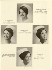 Page 15, 1971 Edition, St Vincent School of Nursing - Vigil Yearbook (Erie, PA) online yearbook collection