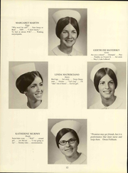 Page 16, 1971 Edition, St Vincent School of Nursing - Vigil Yearbook (Erie, PA) online yearbook collection
