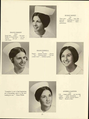 Page 17, 1971 Edition, St Vincent School of Nursing - Vigil Yearbook (Erie, PA) online yearbook collection