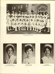 Page 8, 1971 Edition, St Vincent School of Nursing - Vigil Yearbook (Erie, PA) online yearbook collection