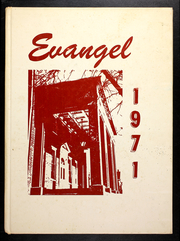 Page 1, 1971 Edition, Evangelical Seminary - Evangel Yearbook (Myerstown, PA) online yearbook collection