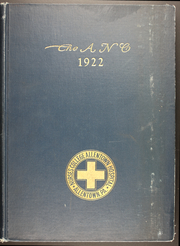 Page 1, 1922 Edition, Allentown Nurses College - ANC Yearbook (Allentown, PA) online yearbook collection
