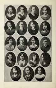 Page 10, 1921 Edition, Business High School - Commercial Record Yearbook (Pittsburgh, PA) online yearbook collection
